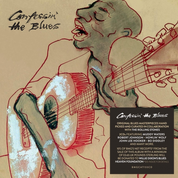 Various Artists - Confessin' The Blues -