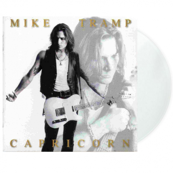 Mike Tramp - Capricorn - 20th Anniversary Edition - Limited Edition White Vinyl