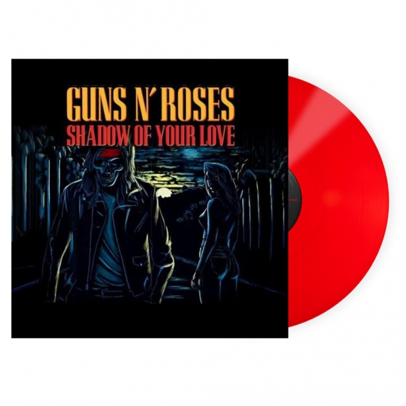 Guns N' Roses - Shadow Of Your Love (Red Vinyl) - RECORD STORE DAY - BLACK FRIDAY 2018