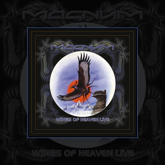 Magnum - Wings Of Heaven Live - Limited Edition - First Time On Vinyl