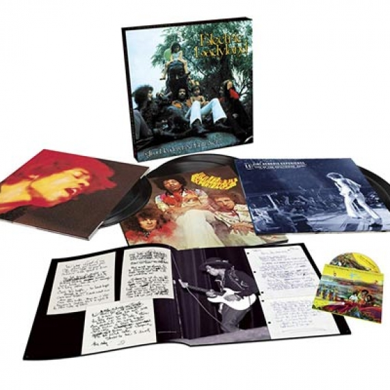 The Jimi Hendrix Experience - Electric Ladyland - 50th Anniversary Edition