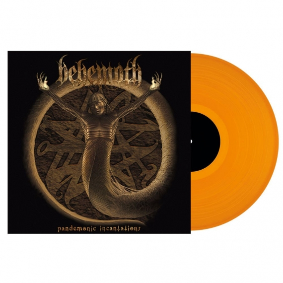 Behemoth - Pandemonic Incantations - Coloured Vinyl Limited Edition 2018
