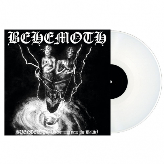 Behemoth - Sventevith (Storming Near The Baltic) - White Vinyl Limited Edition 2018