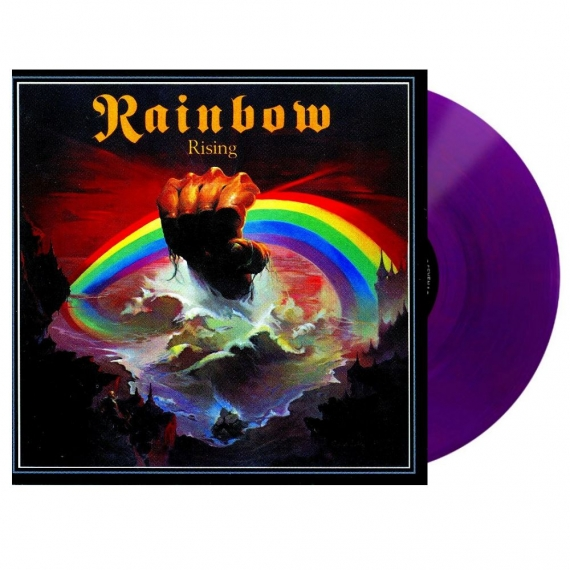 Rainbow - Rising (Purple Vinyl) - RECORD STORE DAY - BLACK FRIDAY 2018