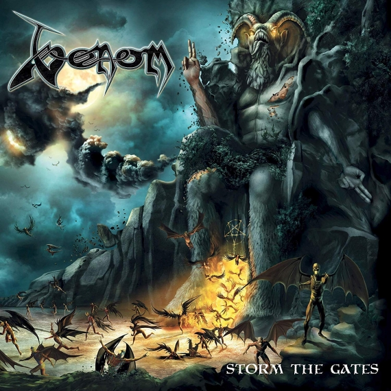 Venom - Storm The Gates -