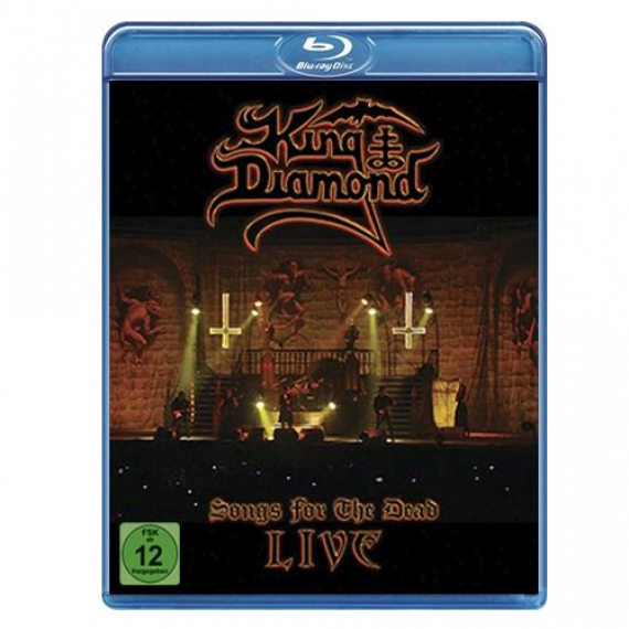 King Diamond - Songs For The Dead - Live -