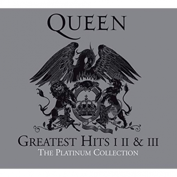 Queen - Greatest Hits I II & II - The Platinum Collection - 2011 Remasters