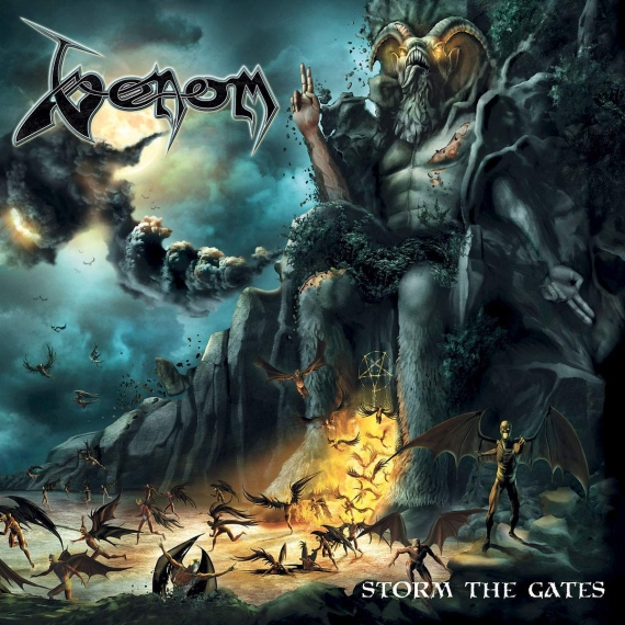 Venom - Storm The Gates - Limited Edition