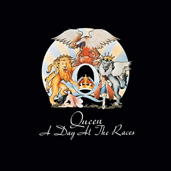 Queen - A Day At The Races - Remastered 2011