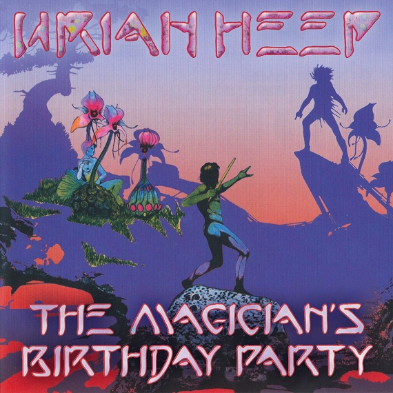 Uriah Heep - The Magician's Birthday Party -