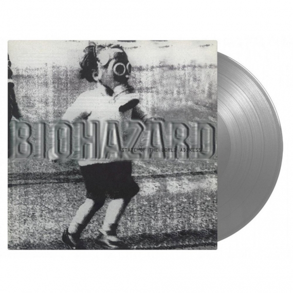 Biohazard - State of The World Address - 180g