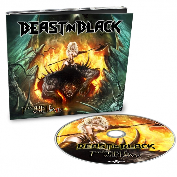 Beast In Black - From Hell With Love - 2 Bonus Tracks