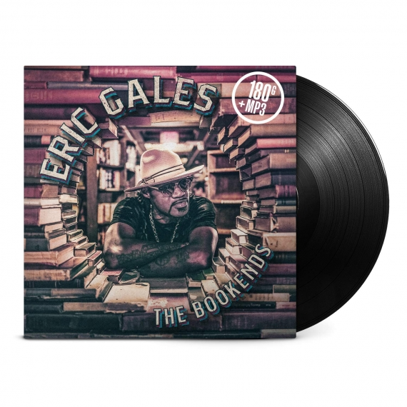 Eric Gales - The Bookends - 180g Vinyl with Mp3 Download code
