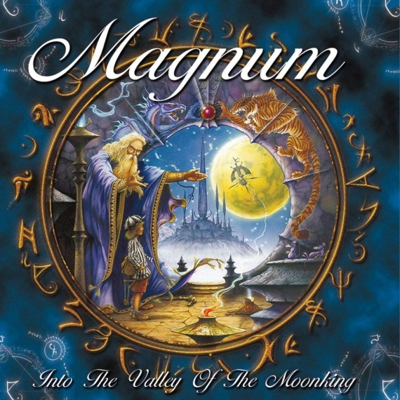 Magnum - Into The Valley of the Moonking -