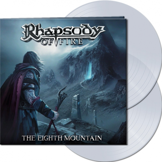 Rhapsody Of Fire - The Eighth Mountain - Clear White Vinyl - Limited To 275 Units