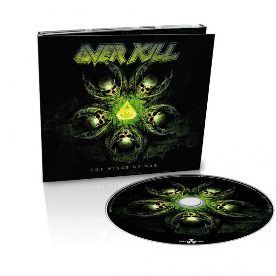 Overkill - The Wings Of War -