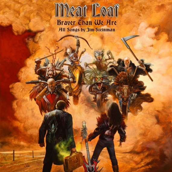 Meat Loaf - Braver Than We Are -