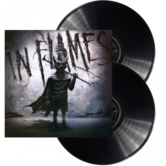 In Flames - I, The Mask - With pop-up in gatefold - Limited Edition
