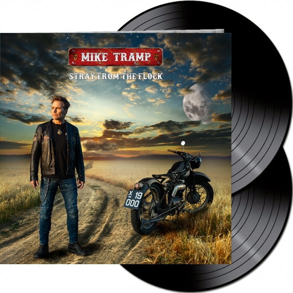 Mike Tramp - Stray From The Flock - 140gr. Black Vinyl Gatefold (LTD. 300 copies)