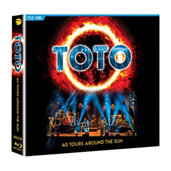 Toto - 40 Tours Around The Sun - Limited Edition