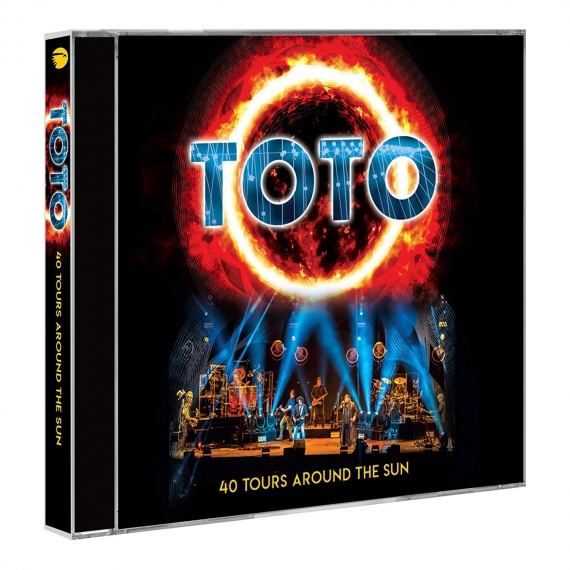Toto - 40 Tours Around The Sun -