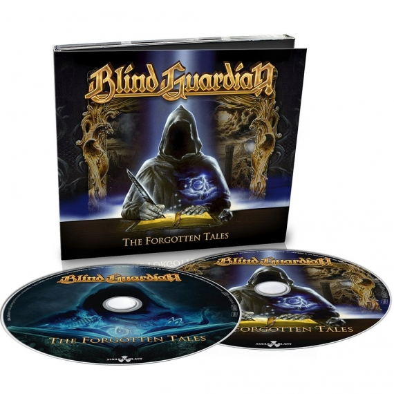Blind Guardian - The Forgotten Tales - New Edition 2019 - Remixed & Remastered