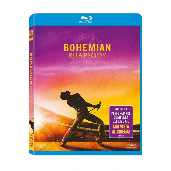 Various Artists - Bohemian Rhapsody - Includes the Complete Version of the Live Aid Concert