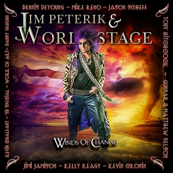 Jim Peterik & World Stage - Winds Of Change -