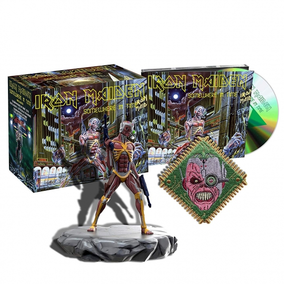 Iron Maiden - Somewhere In Time - Collector's Limited Edition 2019
