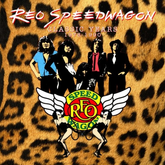 Reo Speedwagon - The Classic Years 1978-2000 - Clamshell Box Set