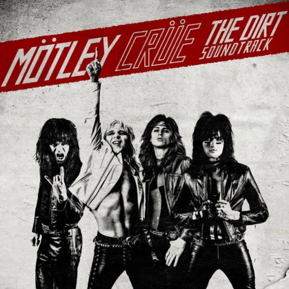 Motley Crue - The Dirt Soundtrack - 4 New Unreleased Songs