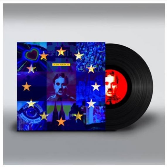 U2 - The Europa EP - Record Store Day 2019 - 5000 copies worldwide