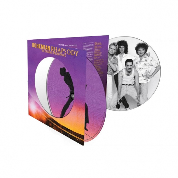Queen - Bohemian Rhapsody - Record Store Day 2019 - Picture Vinyls - Only 2300 copies worldwide