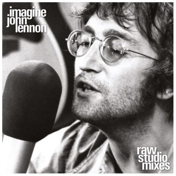 John Lennon - Imagine: Raw Studio Mixes - Record Store Day 2019 - 180g Vinyl - 5500 Copies Worldwide