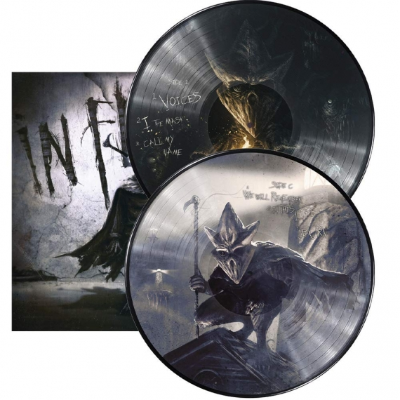 In Flames - I, The Mask - Double Picture Disc