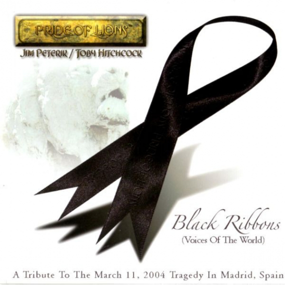 Pride Of Lions - Black Ribbons (Voices of the World) - CD Single