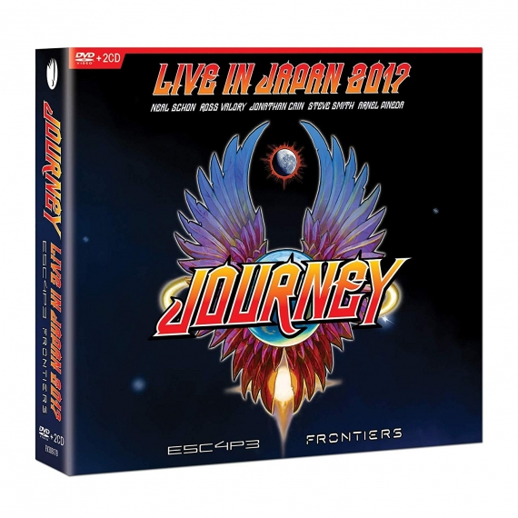 Journey - Escape & Frontiers - Live in Japan 2017 -