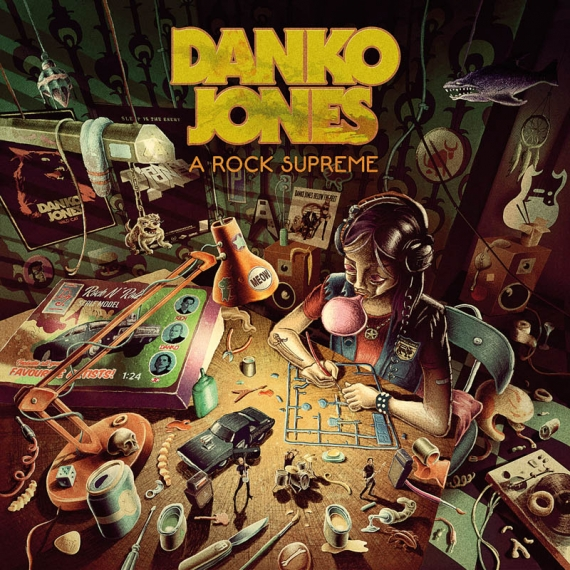 Danko Jones - A Rock Supreme -