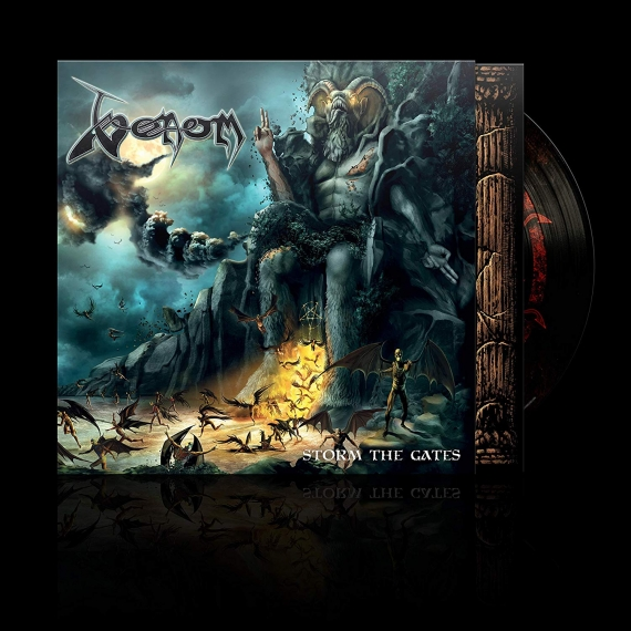 Venom - Storm The Gates - Limited Picture Disc Edition