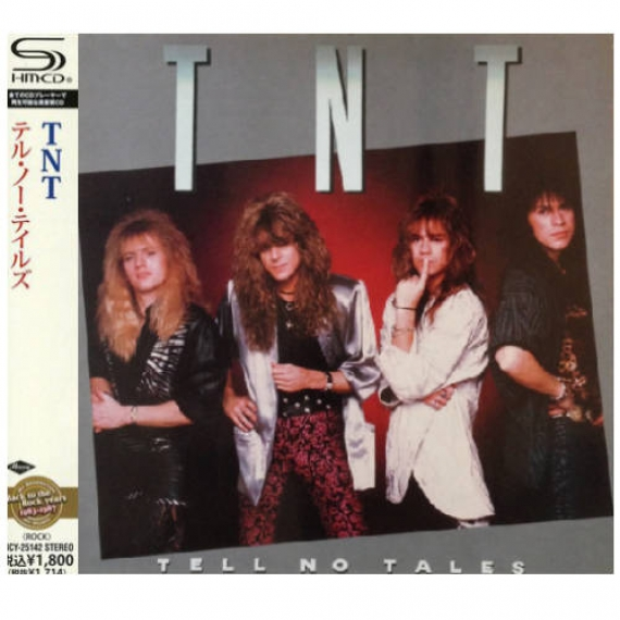 TNT - Tell No Tales - Japanese Edition