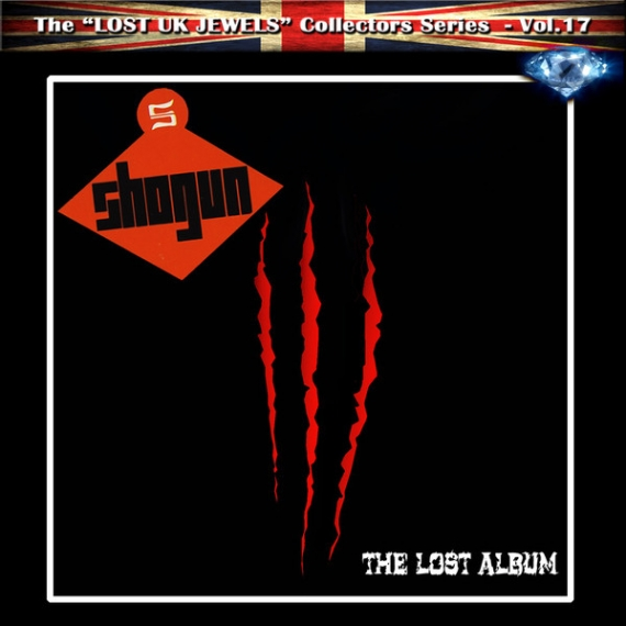 Shogun - The Lost Album - Remastered from the unreleased original tapes