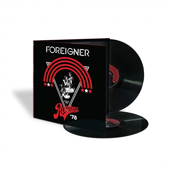 Foreigner - Live At The Rainbow '78 -