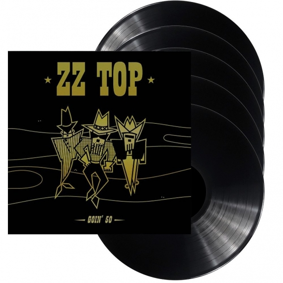 ZZ Top - Goin' 50 - Deluxe Edition