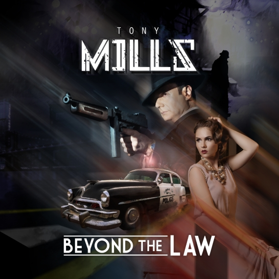 Tony Mills - Beyond The Law -