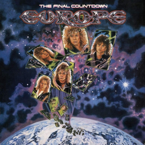 Europe - The Final Countdown - Rock Candy Remaster 2019 + 6 bonus tracks