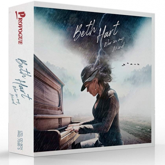 Beth Hart - War in my Mind - Boxset Limited Edition