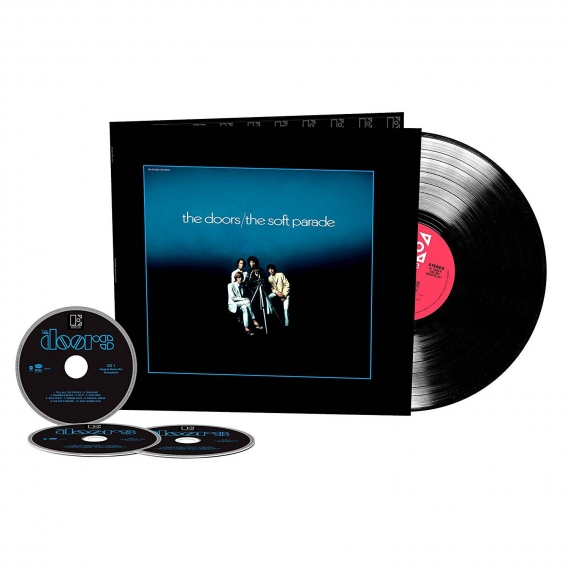 The Doors - The Soft Parade - 50th Anniversary Deluxe Edition