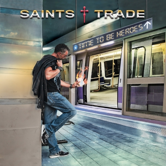 Saints Trade - Time To Be Heroes -