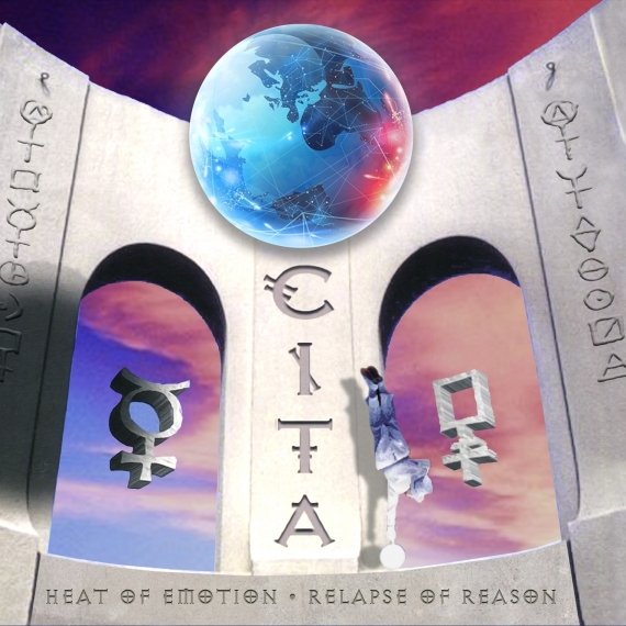CITA - Relapse of Reason/Heat of Emotion  - Limited Edition 1000 copies worldwide / Remastered