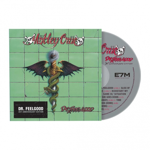 Motley Crue - Dr. Feelgood (30Th Anniversary) - Re-issue 2019